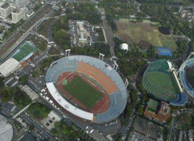 Em 1964, Tóquio foi a primeira cidade asiática a sediar Jogos Olímpicos